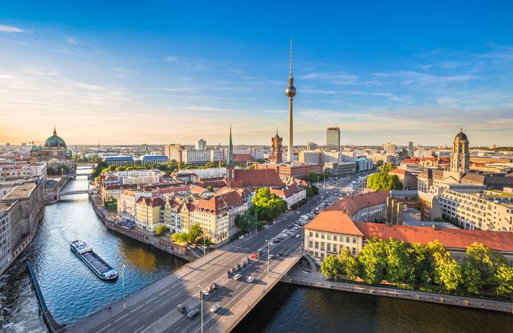 Kombinera öl och yoga i Berlin